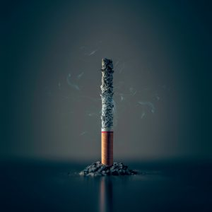 What if…we were to rid the world of cigarettes???