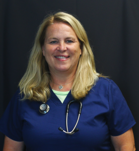Pam Lancaster physician assistant